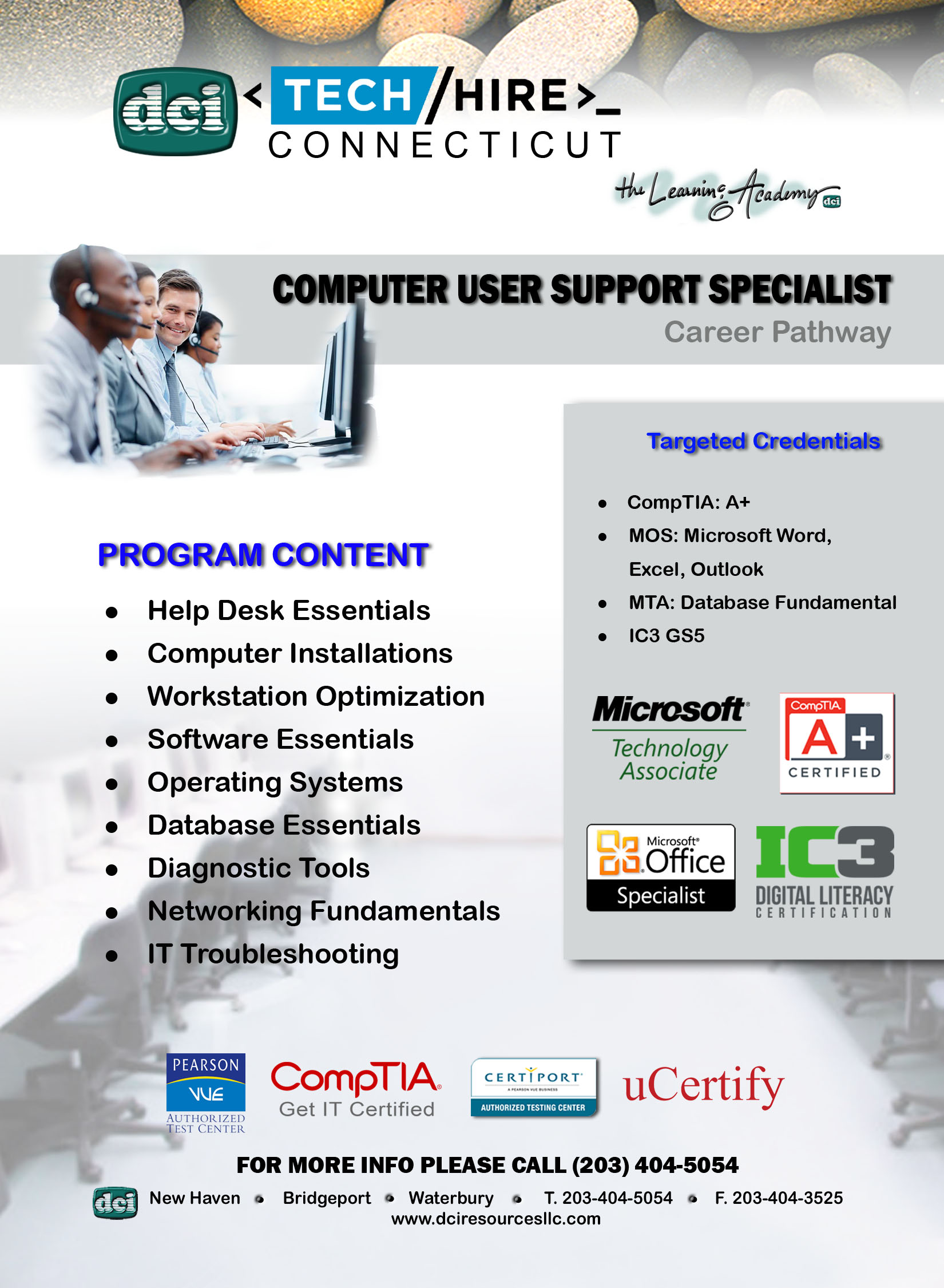 Computer User Support Specialist